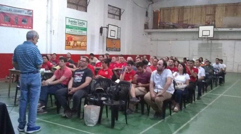 AGUA DE ORO SEDE DEL FORO DE INCENDIOS FORESTALES