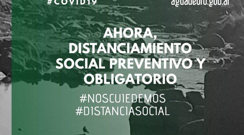 NUEVA MODALIDAD DE DISTANCIAMIENTO SOCIAL PREVENTIVO Y OBLIGATORIO