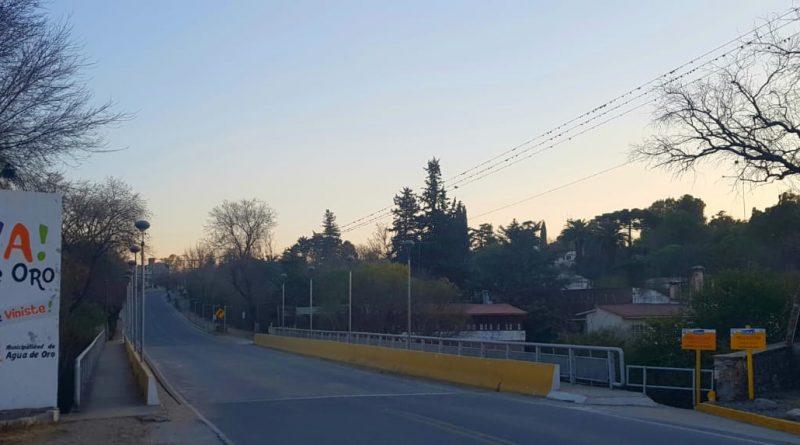 AGUA DE ORO NO RESTRINGIRÁ ACTIVIDADES Y REFUERZA CONTROLES
