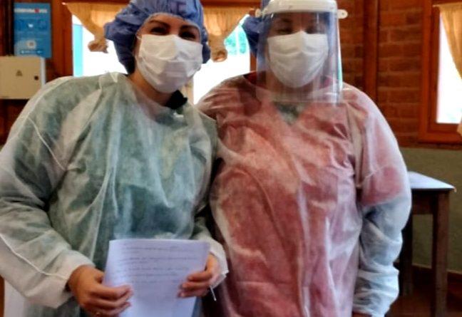 ¡Seguimos adelante con el plan de vacunación contra el Covid-19 💉!