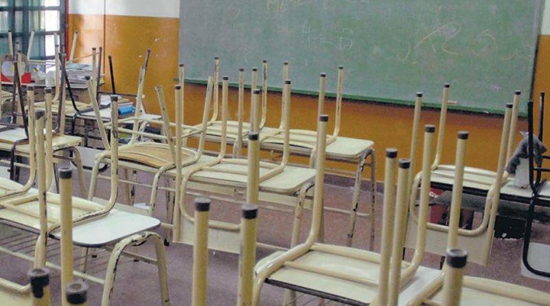 ℹ️EN AGUA DE ORO NO HABRÁ CLASES PRESENCIALES HASTA EL 02/07